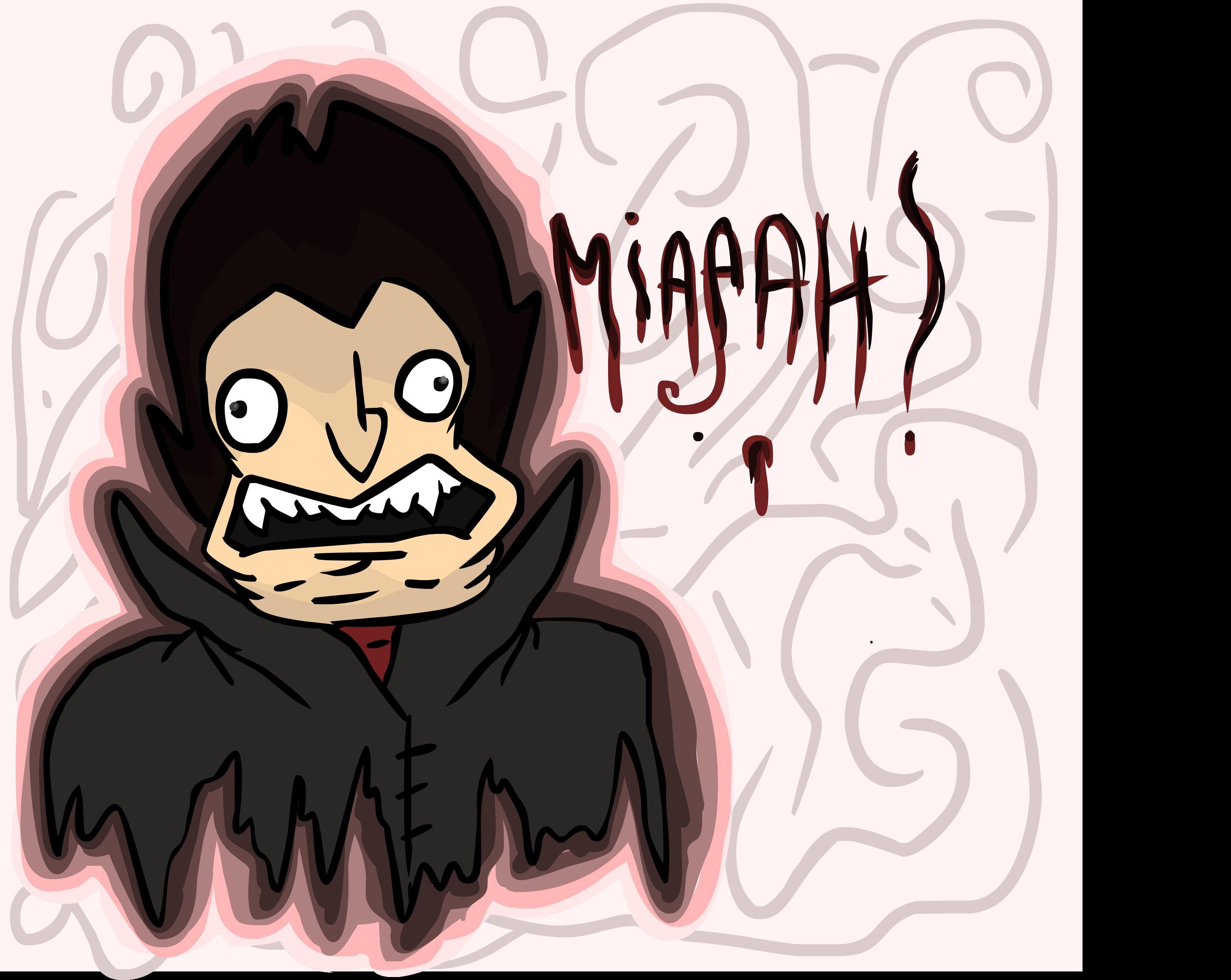 Vampire fella