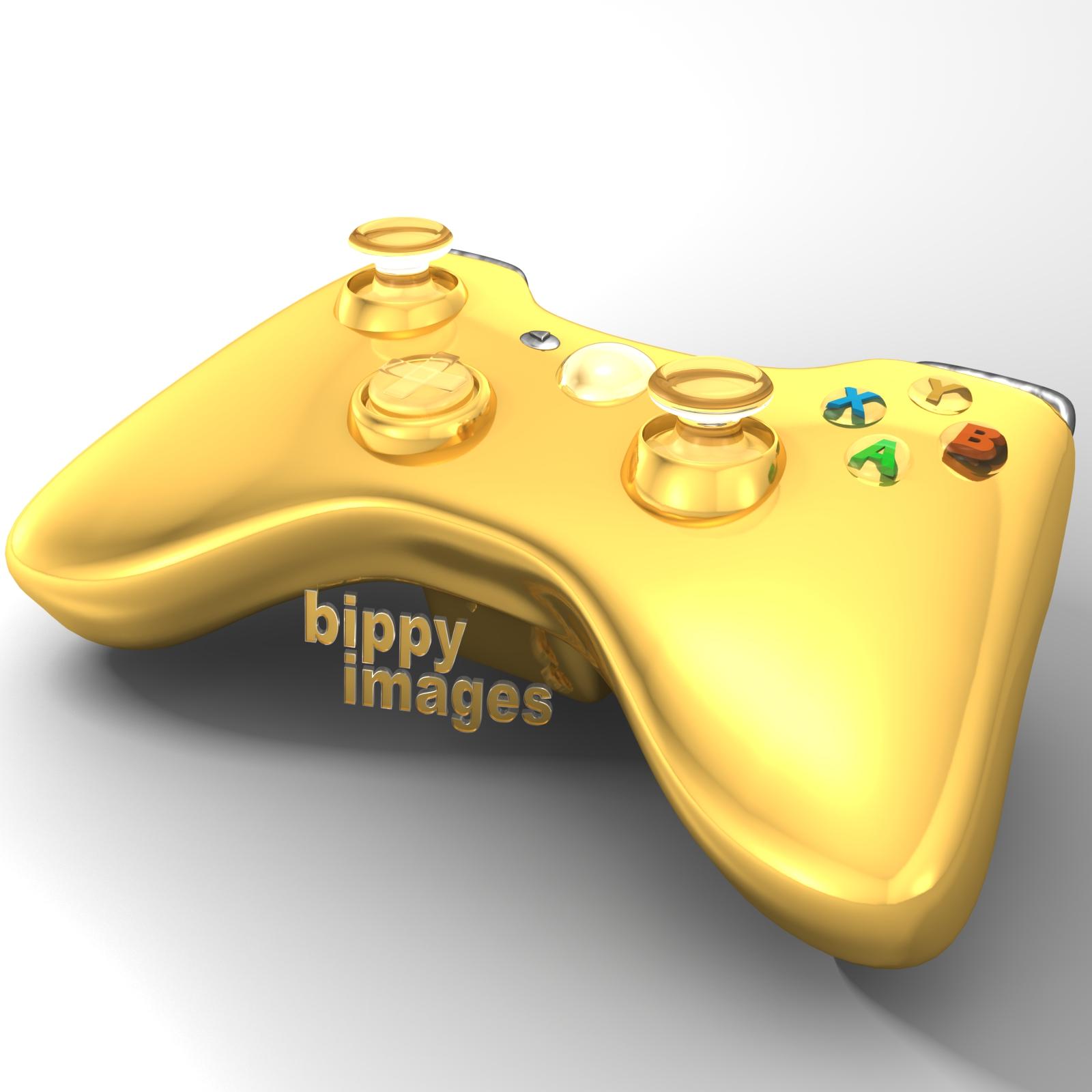 Xbox 360 Controller (3D)