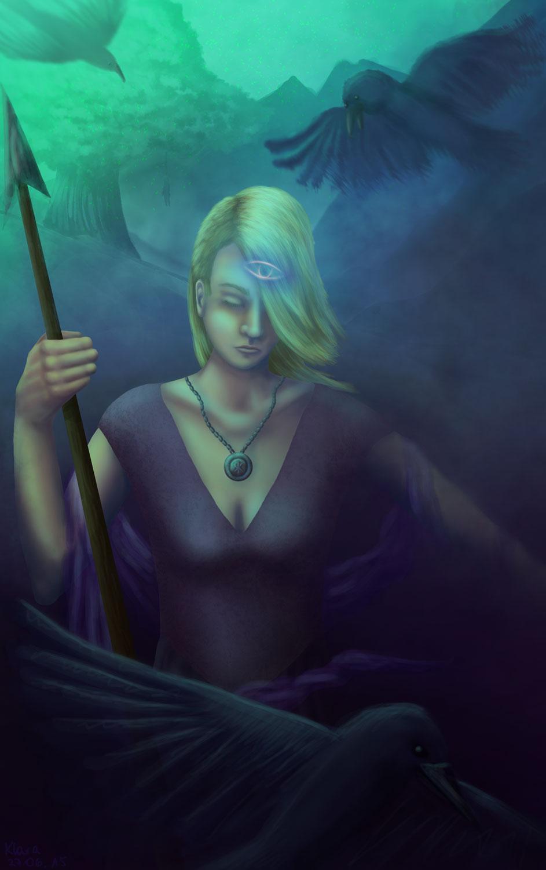 Priestess of Odin