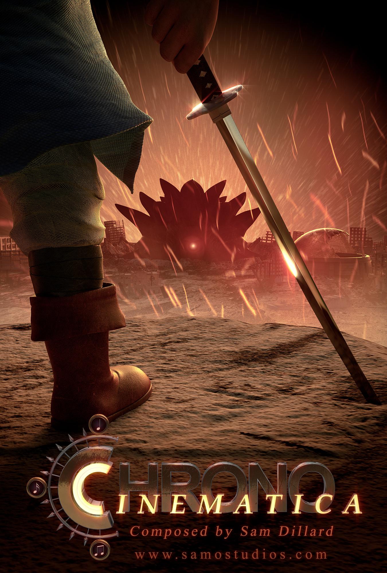 Chrono Cinematica Poster