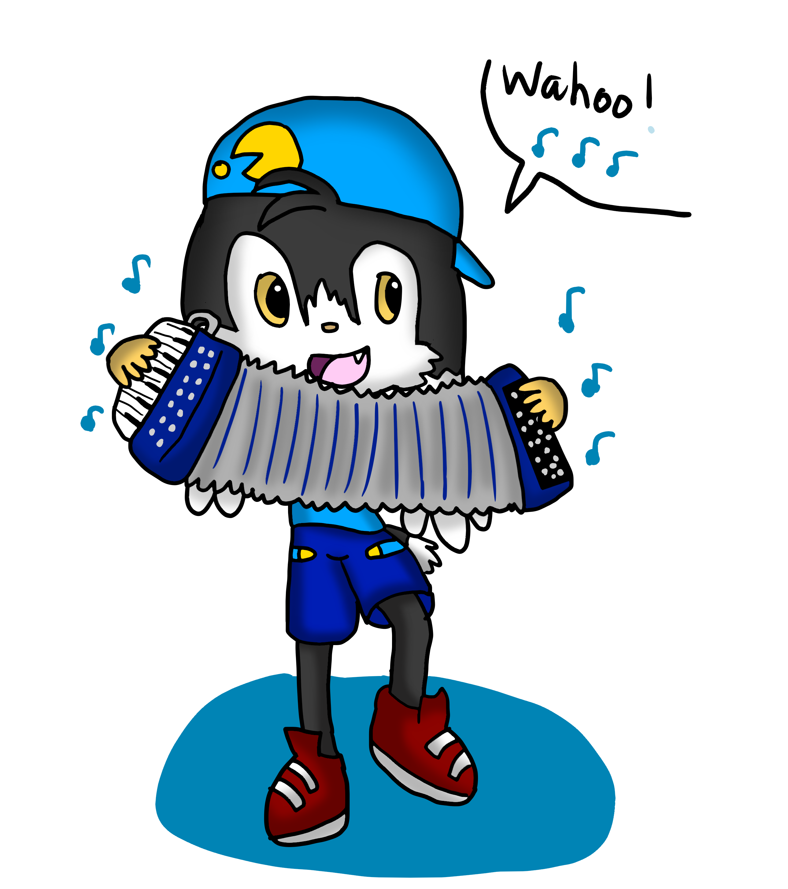 Accordian Klonoa