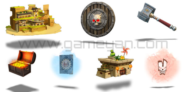 Launching Game Development Assets
