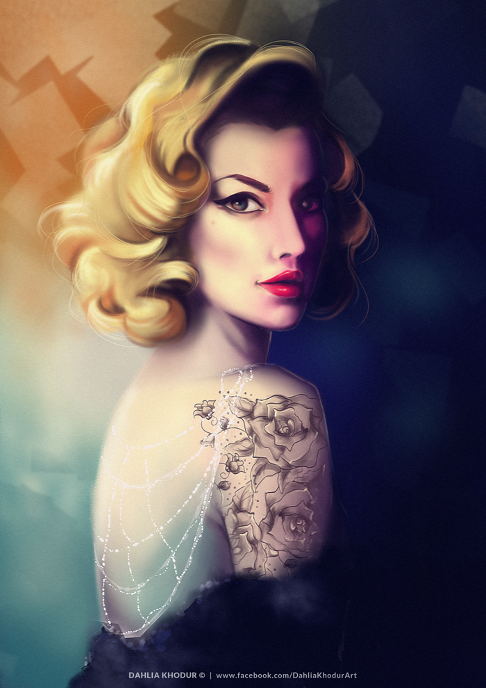 The Rose Tattoo - Study -
