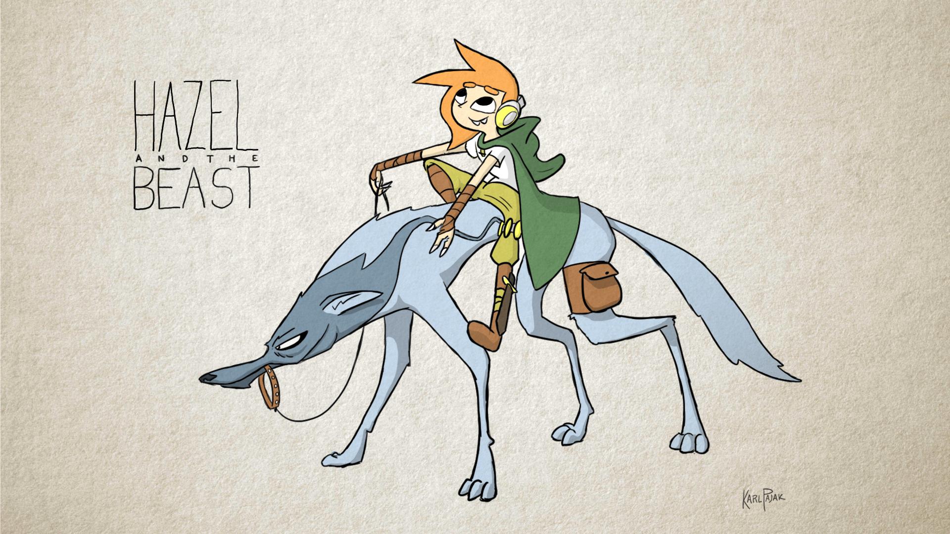 Hazel and the Beast