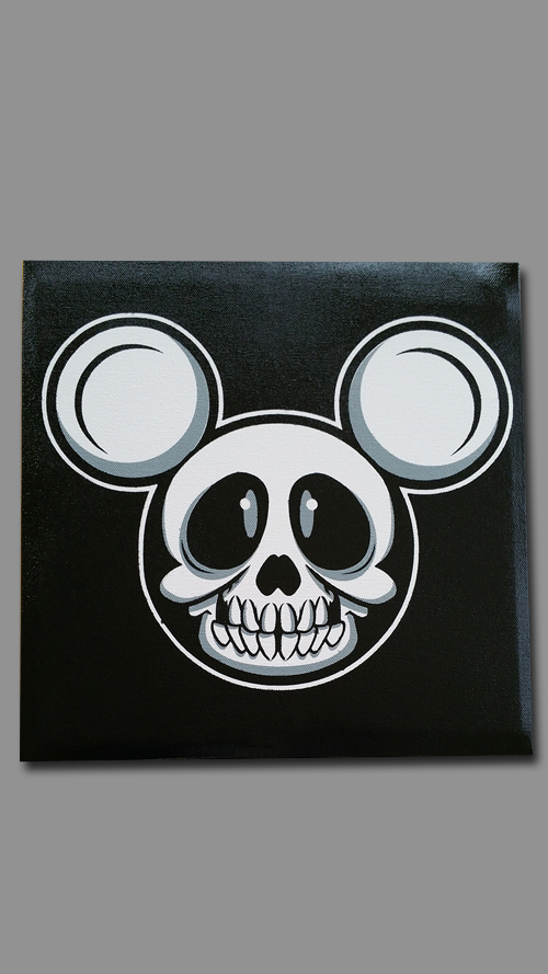 X-Ray Mickey