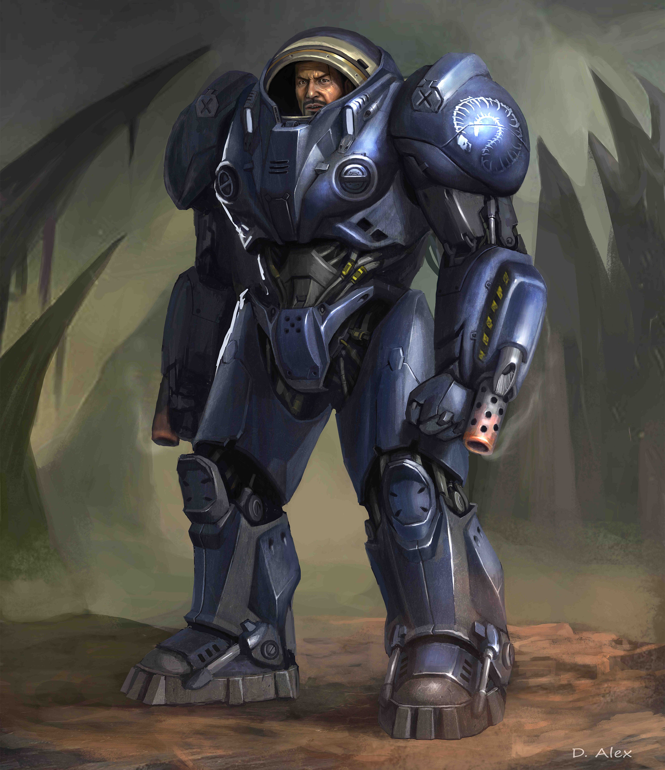 Jimmy Raynor Redesign