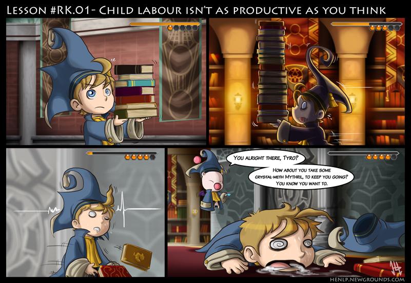 Final Fantasy Lesson #RK.01