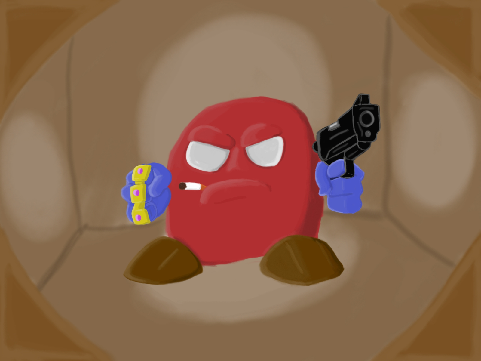Red Ghost Gangsta