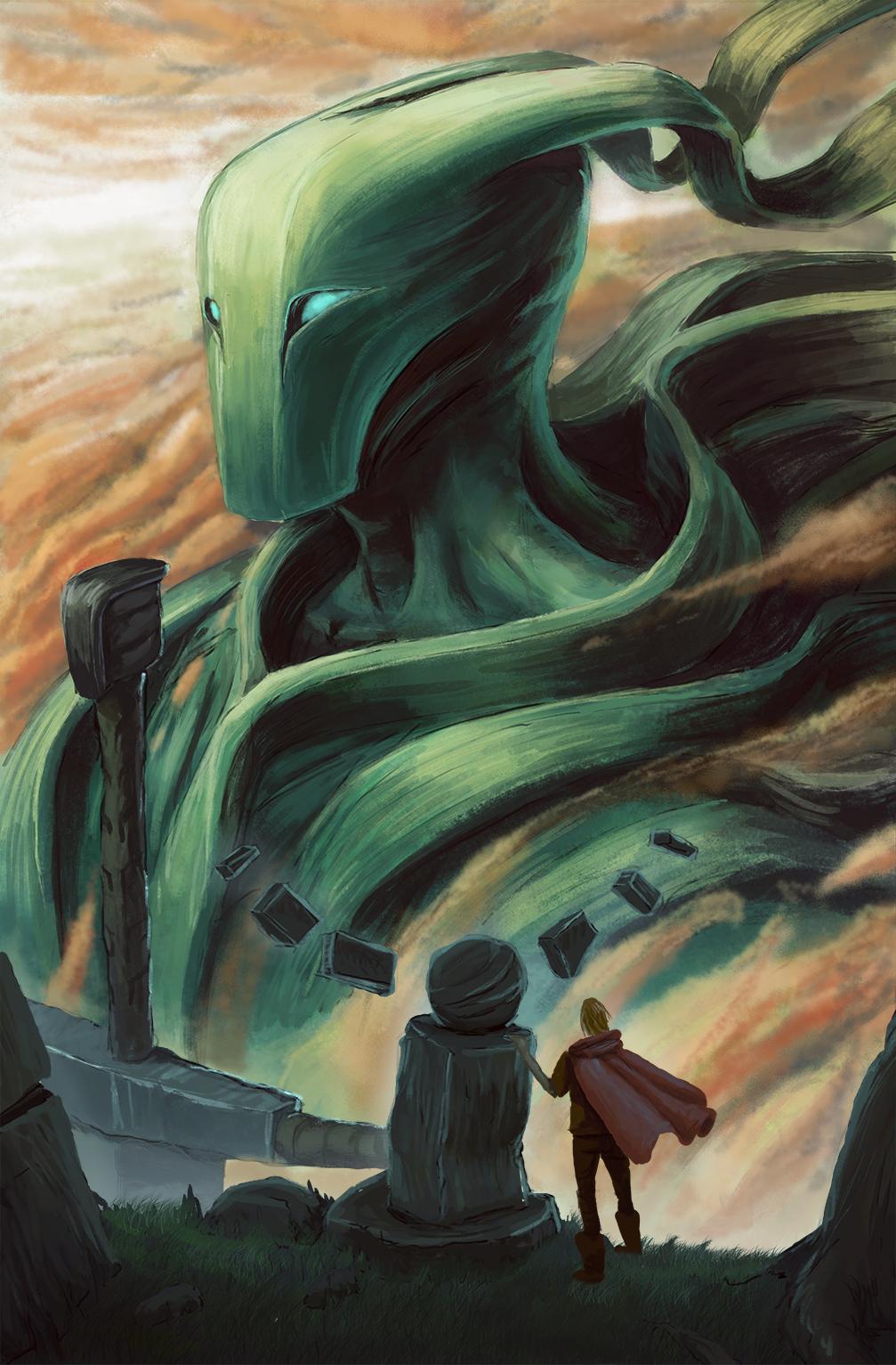 giant spirit