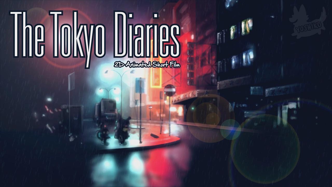 The Tokyo Diaries (Movie Wallpaper)