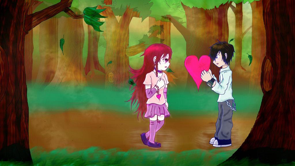 Spingtime love