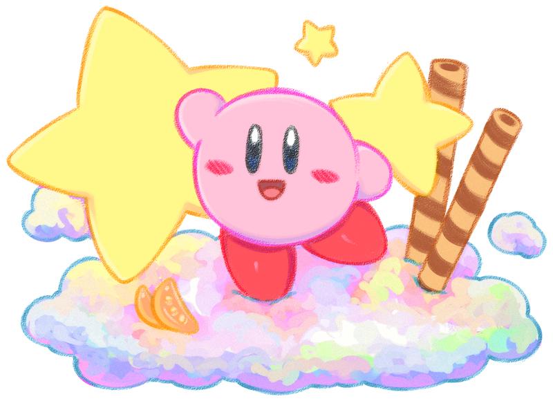 Kirby Parfait