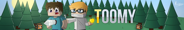 Toomy YouTube Banner