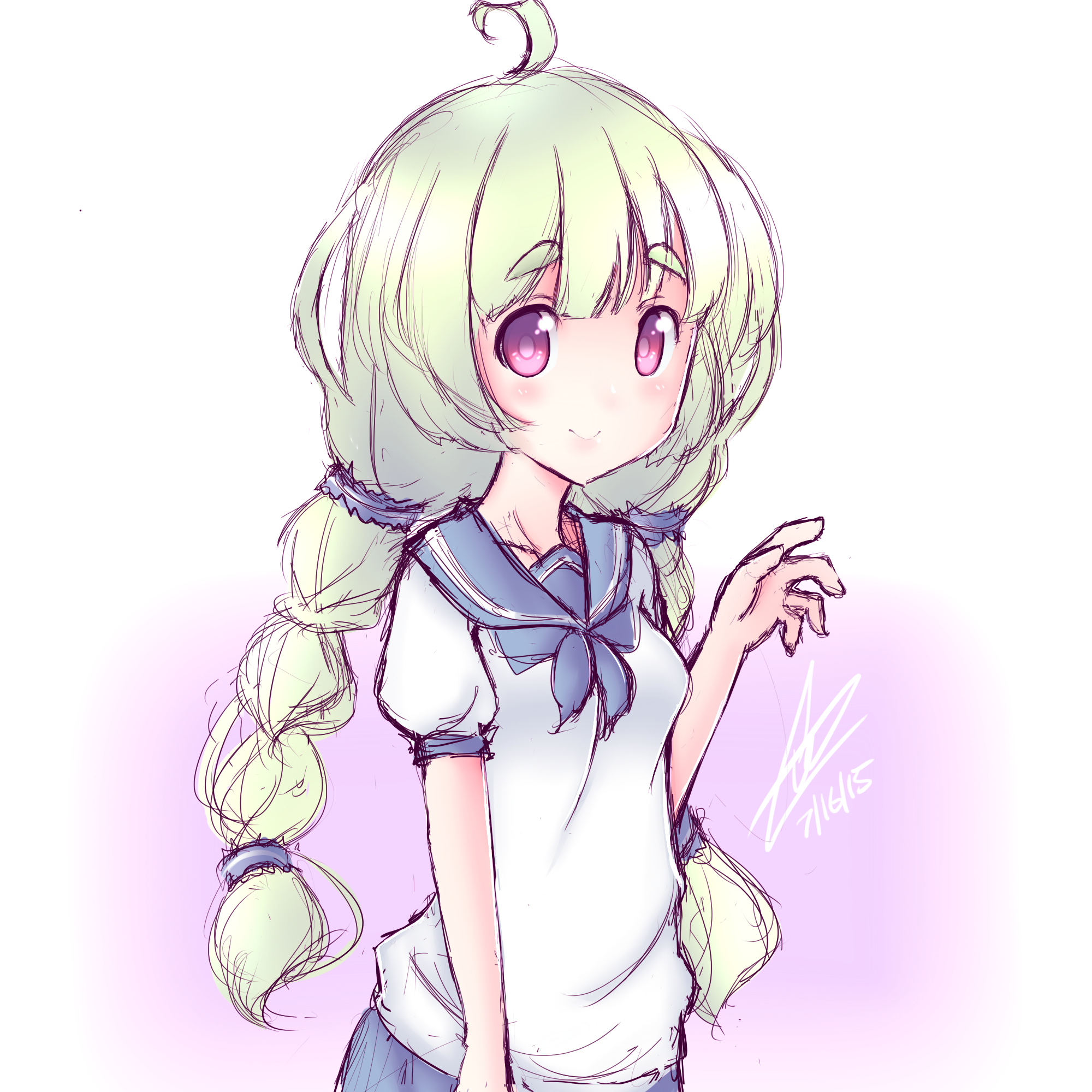 Wasabi-Chan Concept