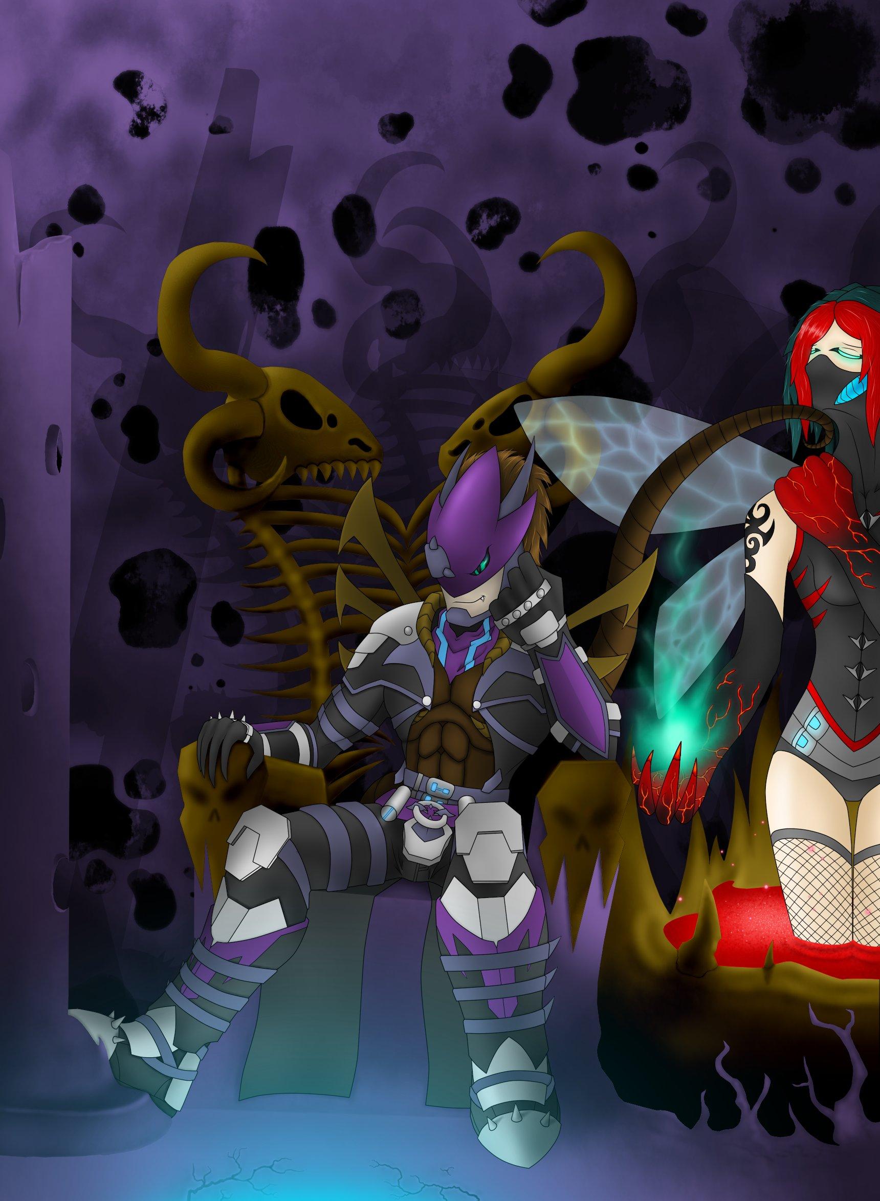 Beelzebub's throne