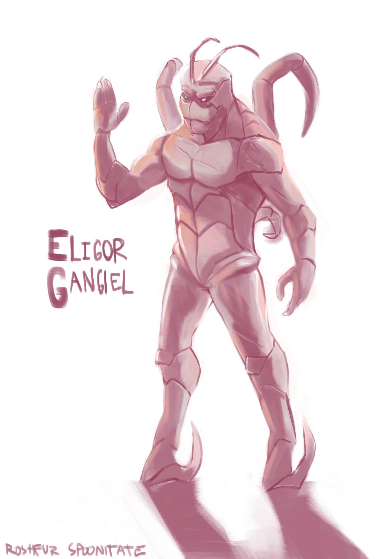 Eligor Gangiel