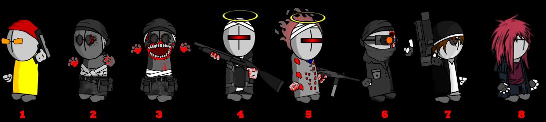 My Character Revolution #2
