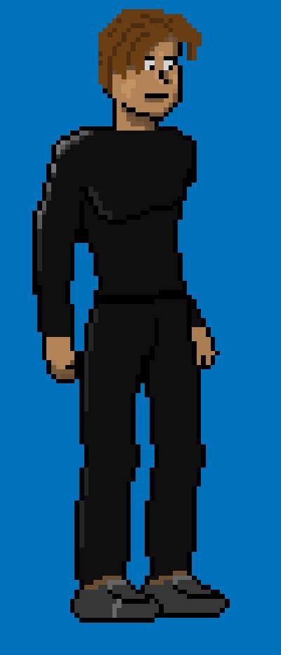 Random Pixel Guy