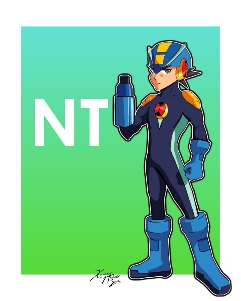 Megaman NT!