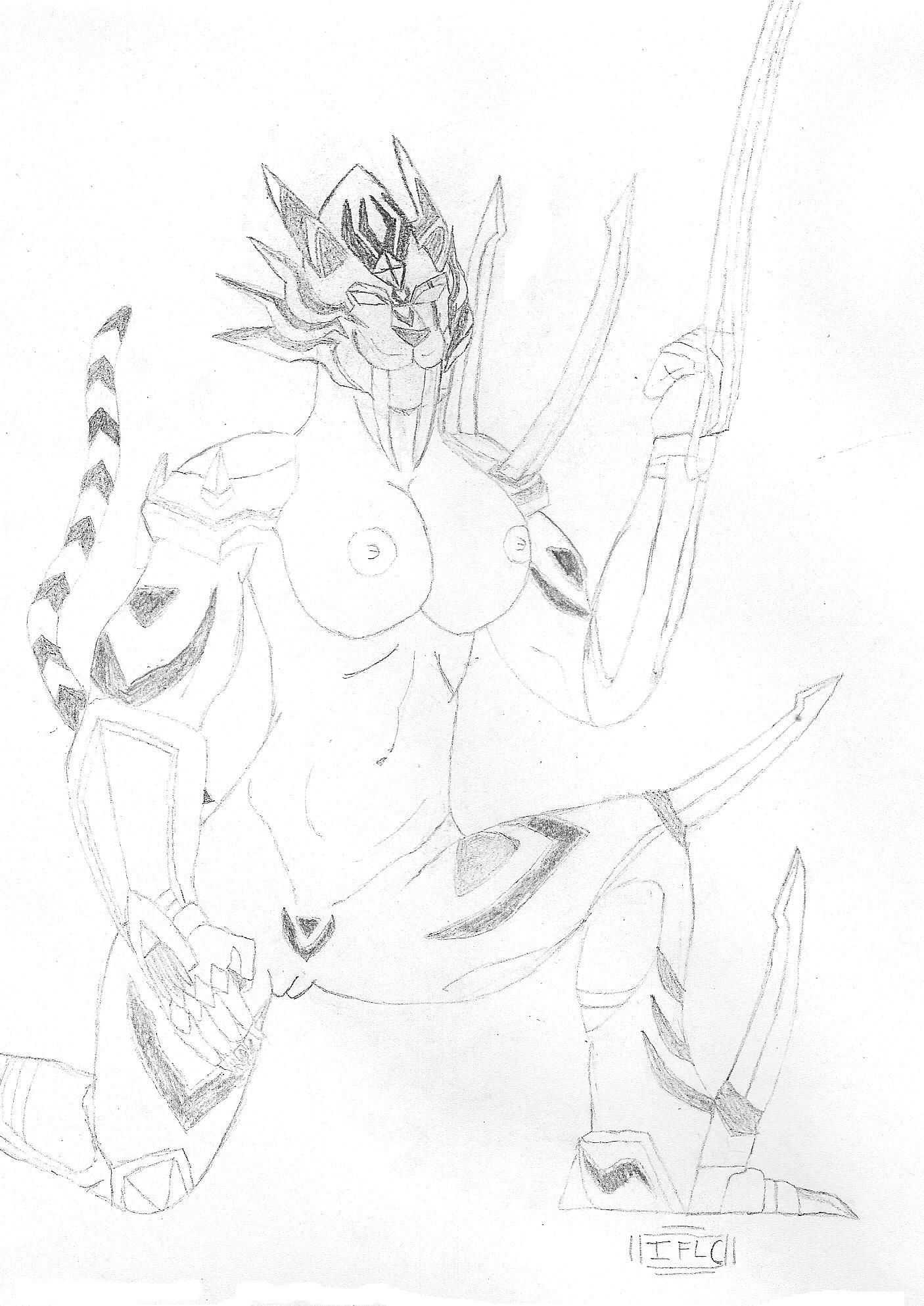 Sexy Blade Tigrerra