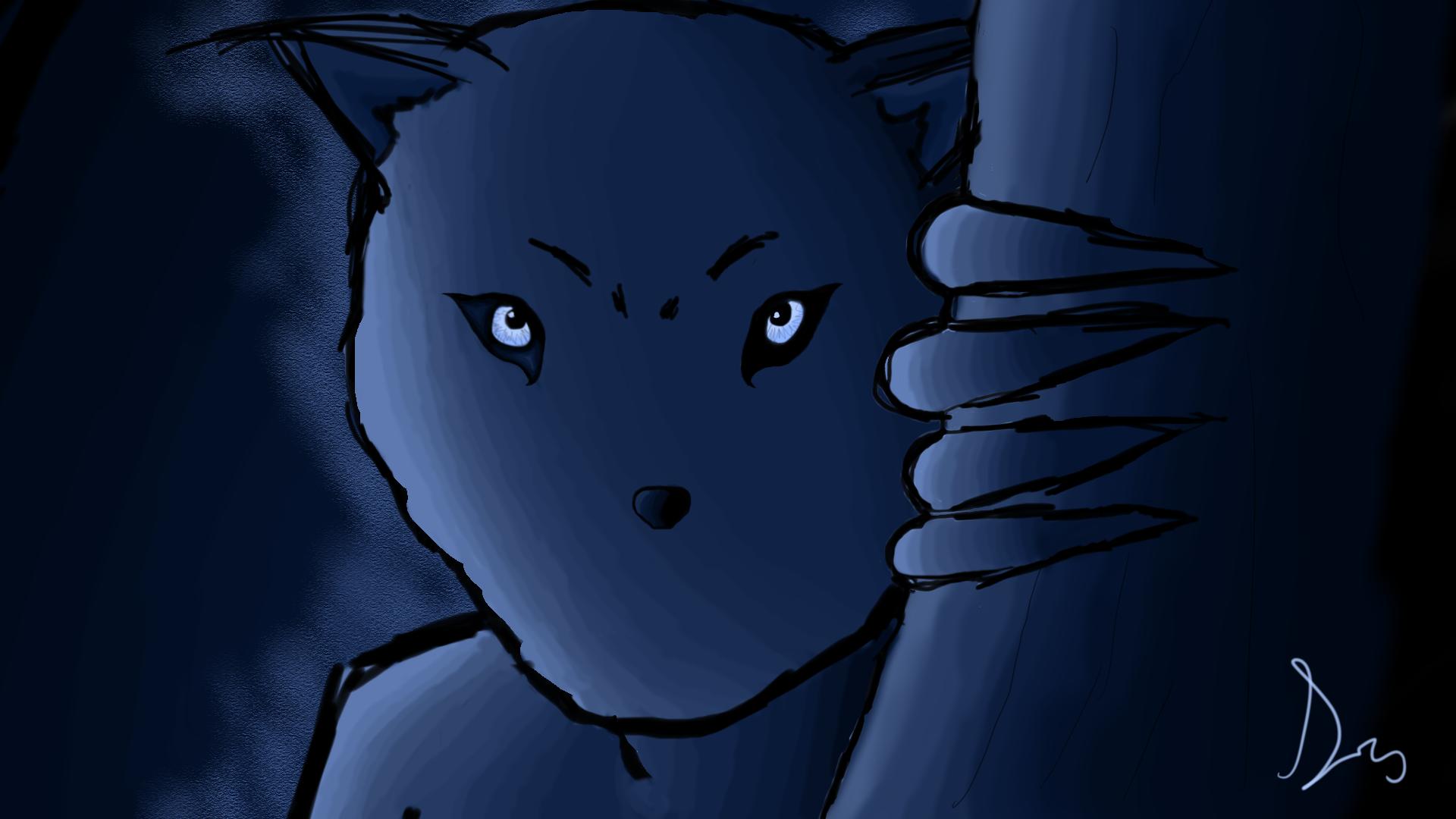 Wolfiecat