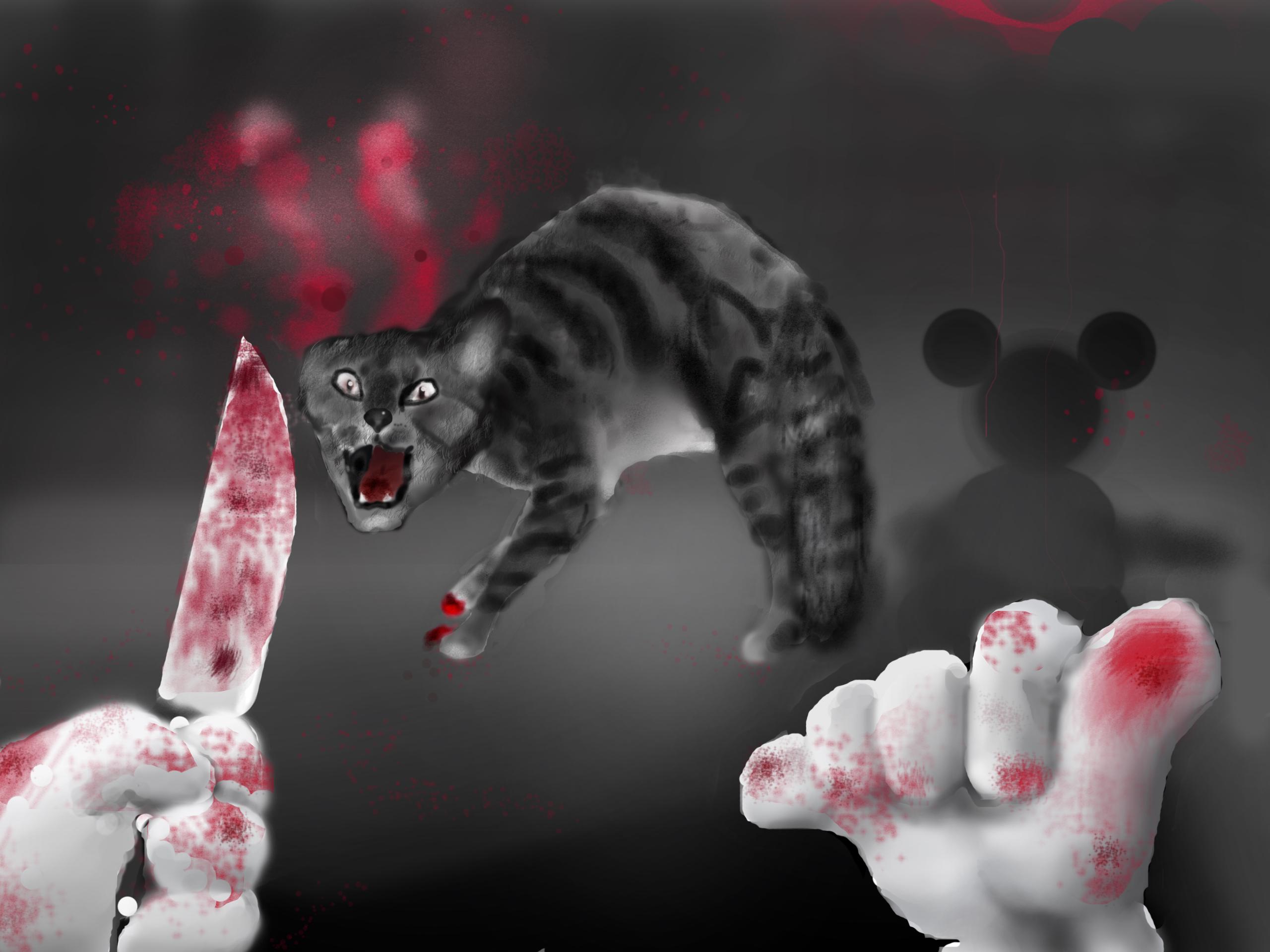 CATS WORST NIGHTMARE