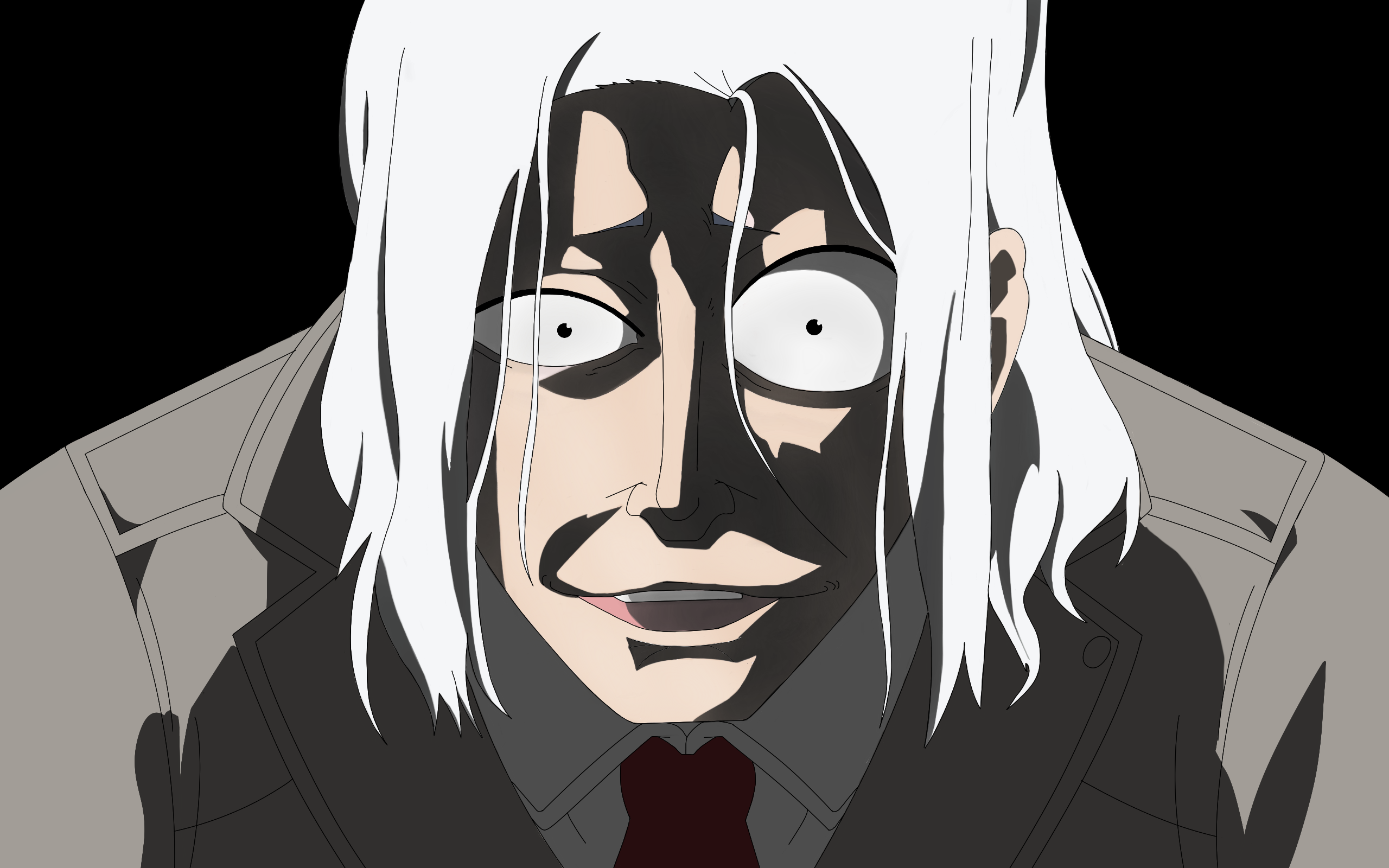 Mado from Tokyo Ghoul