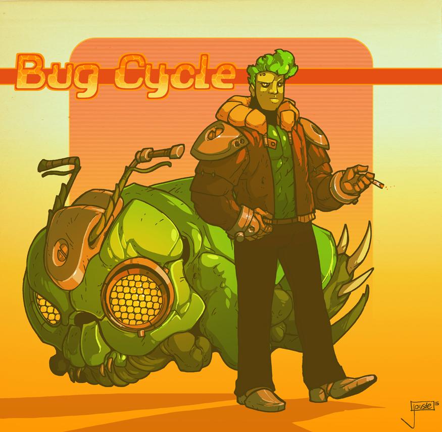 Bug-Cycle
