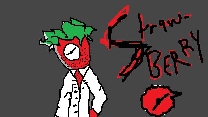 strawberry cl0ck