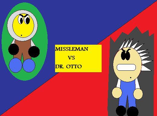 Missleman Battle Intro