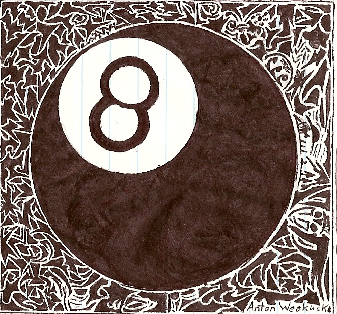Tribal 8 ball