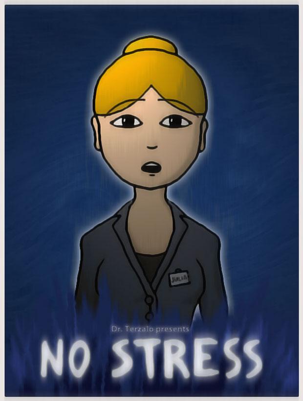 No Stress poster