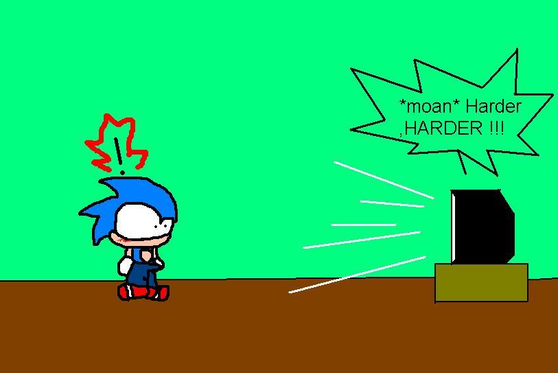 Sonic encounters porn