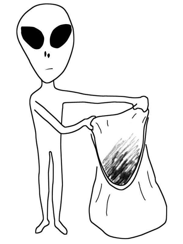 Kindless Alien