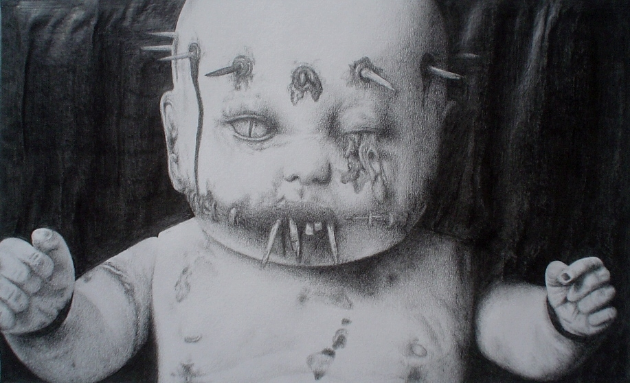 Possessed Baby Doll