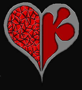 Chaos Heart (red)
