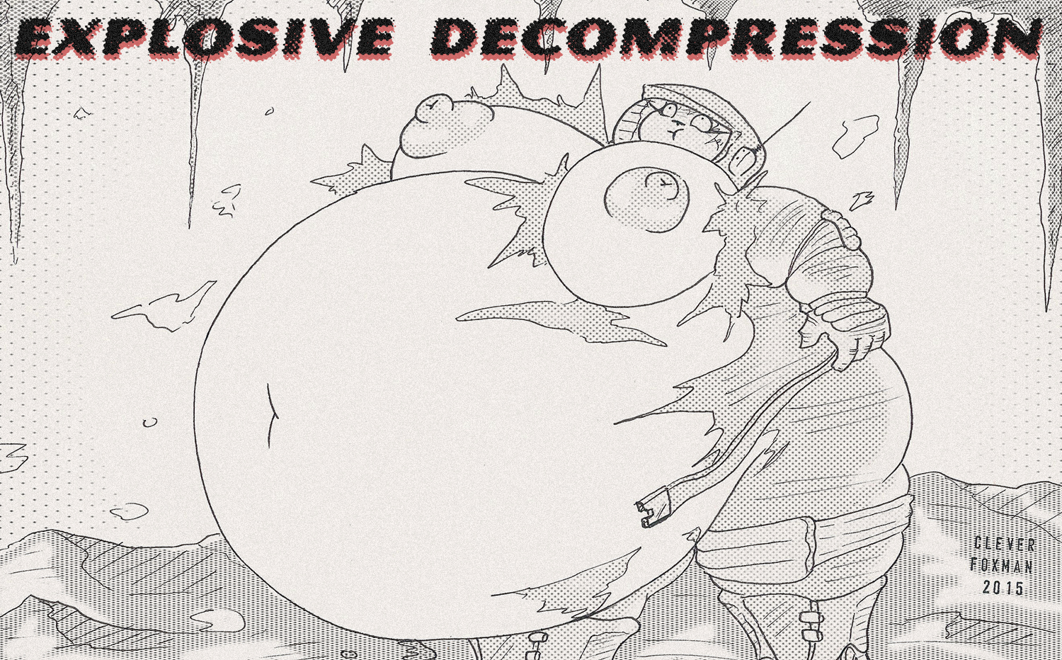 Explosive Decompression (FURRY INFLATION)