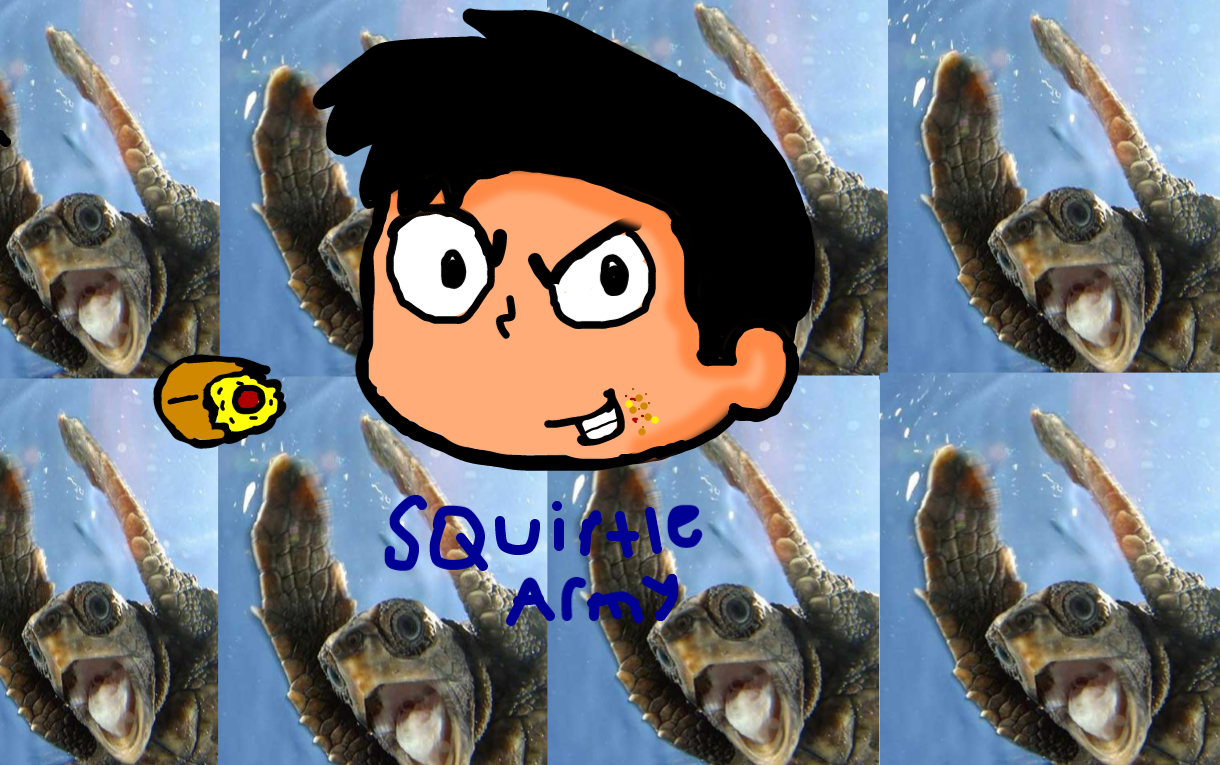 Squirtle plays MC icon
