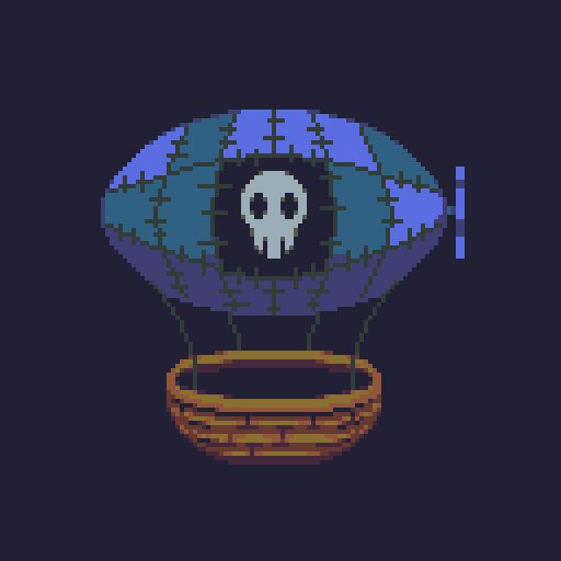Ghost Airship