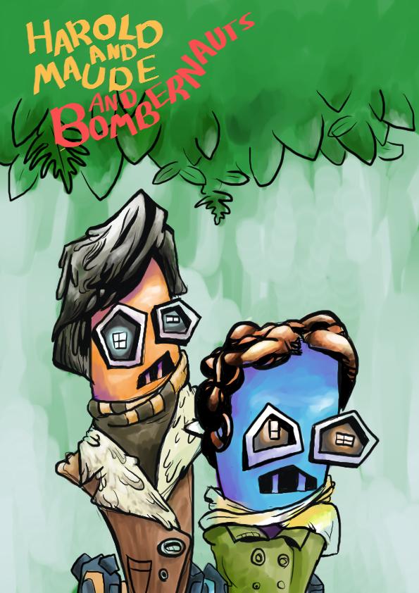 Harold and Maude and Bombernauts