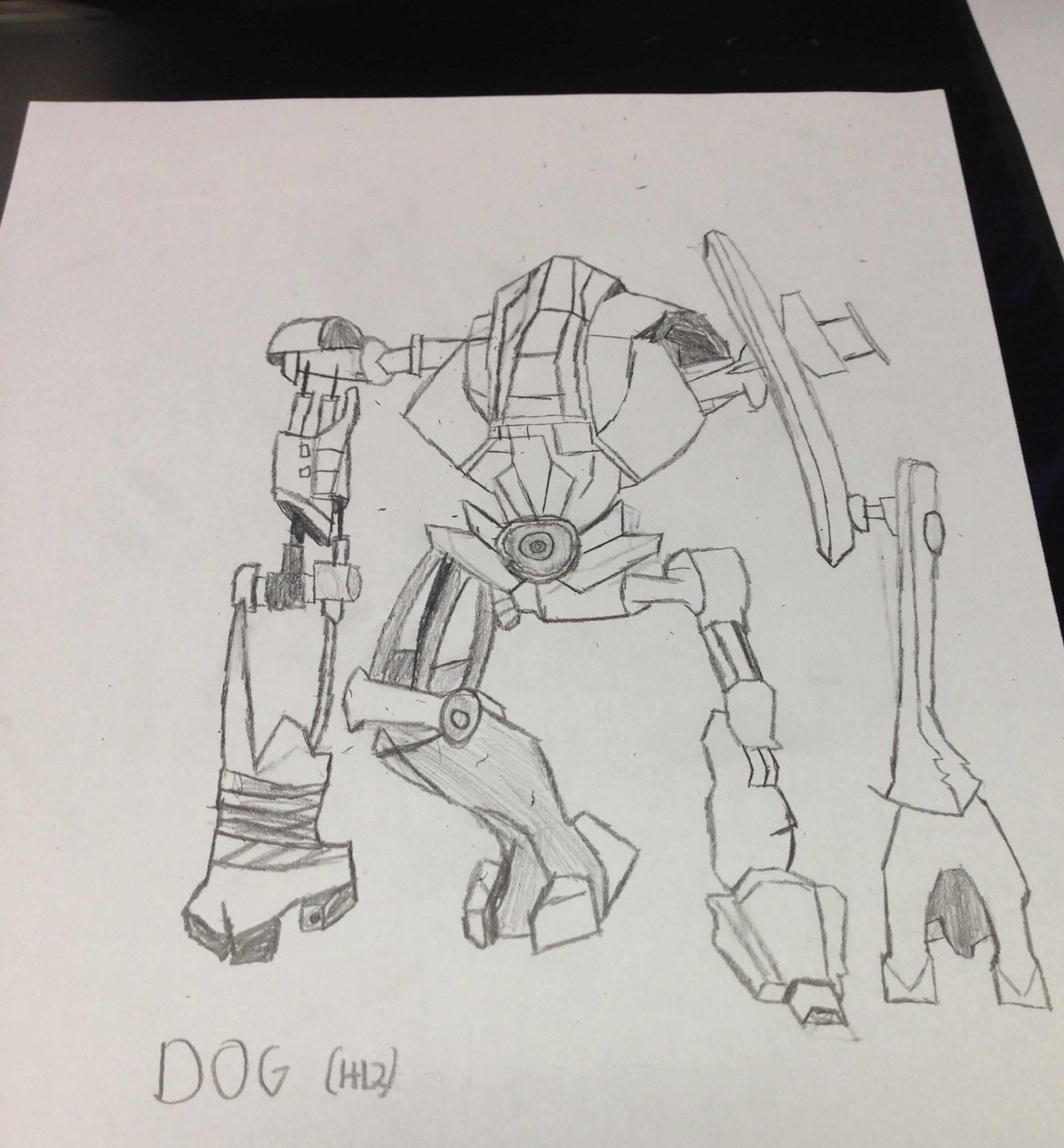 DOG | Half Life 2