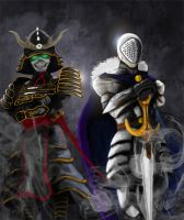 Knights of the East and West