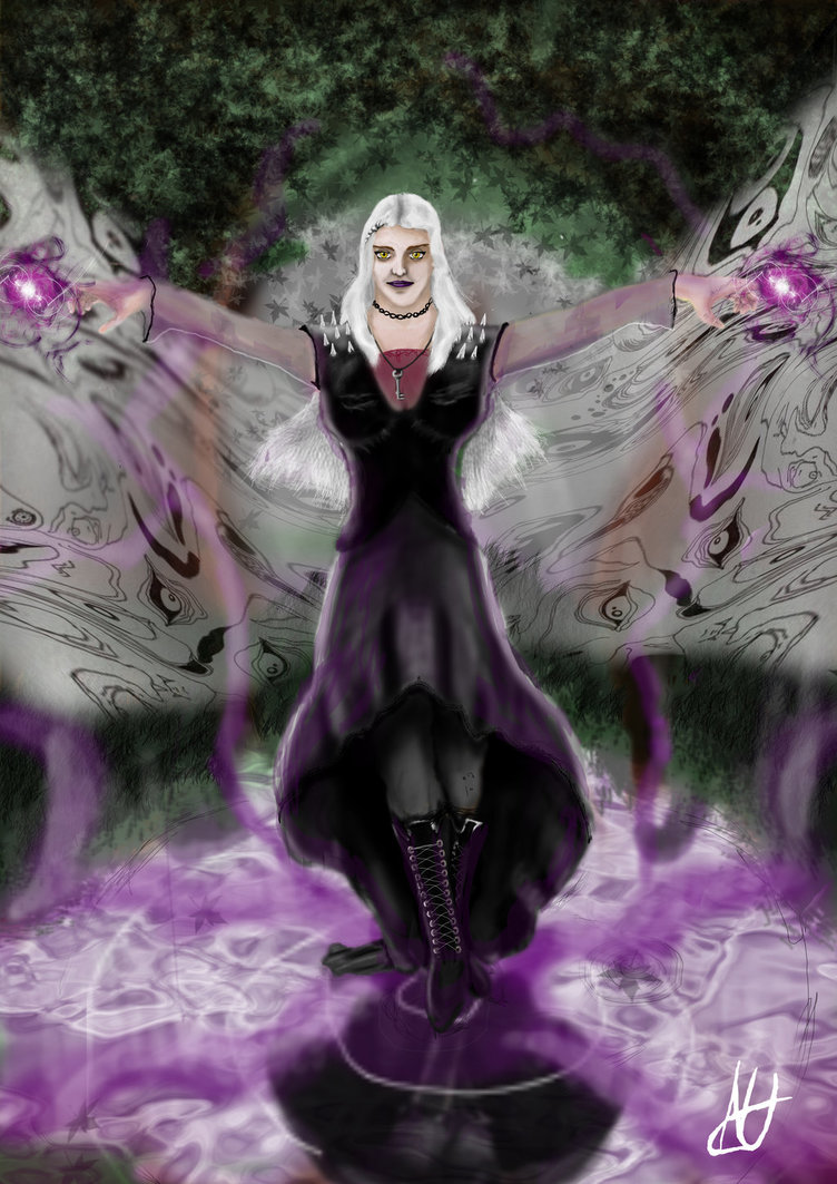Witch of Illusions