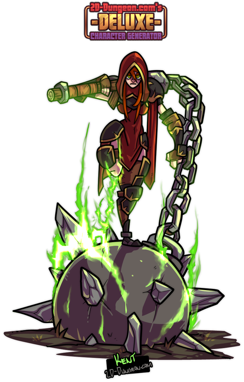 Character Generator 1
