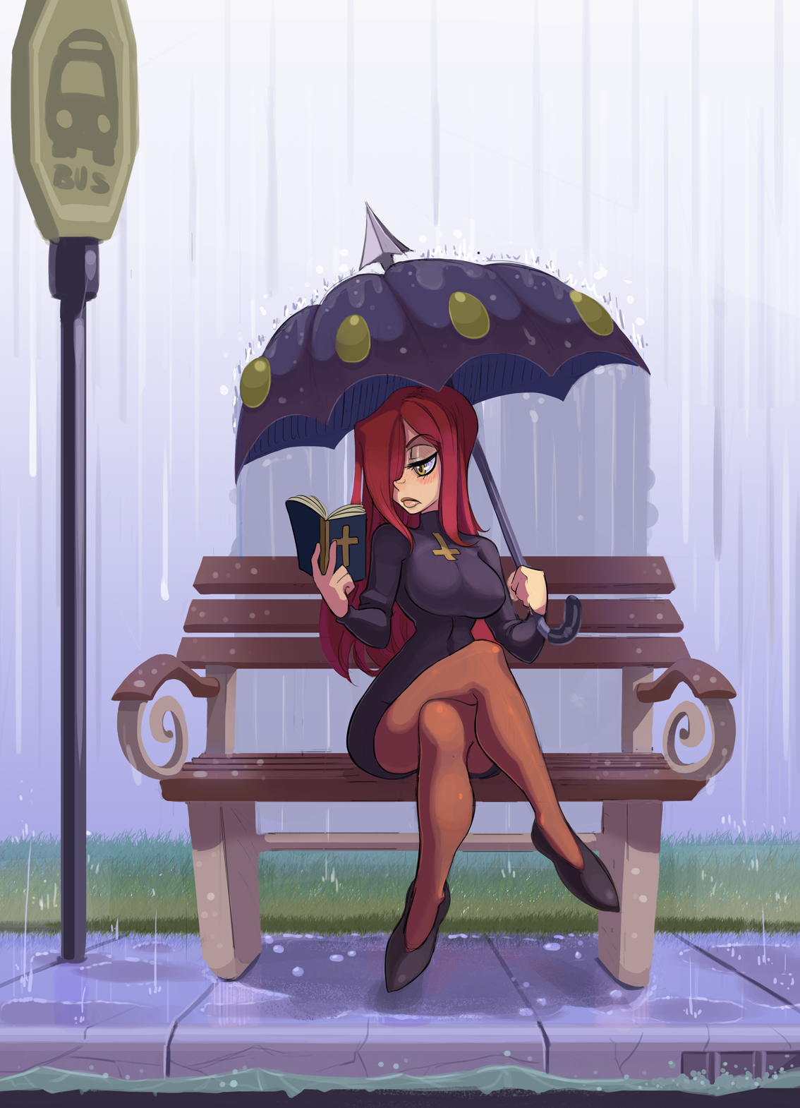Parasoul Rain