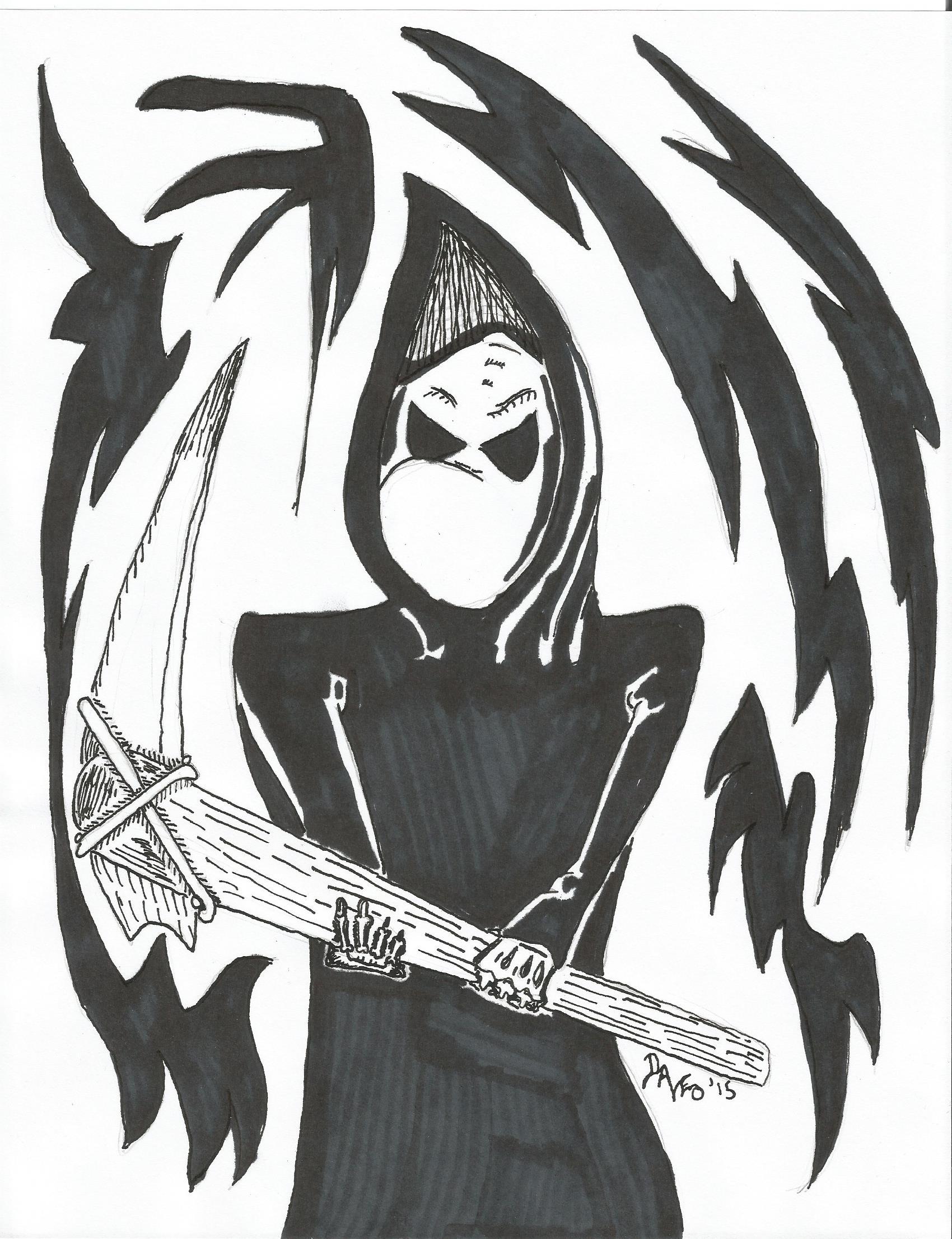 The Koopa Reaper
