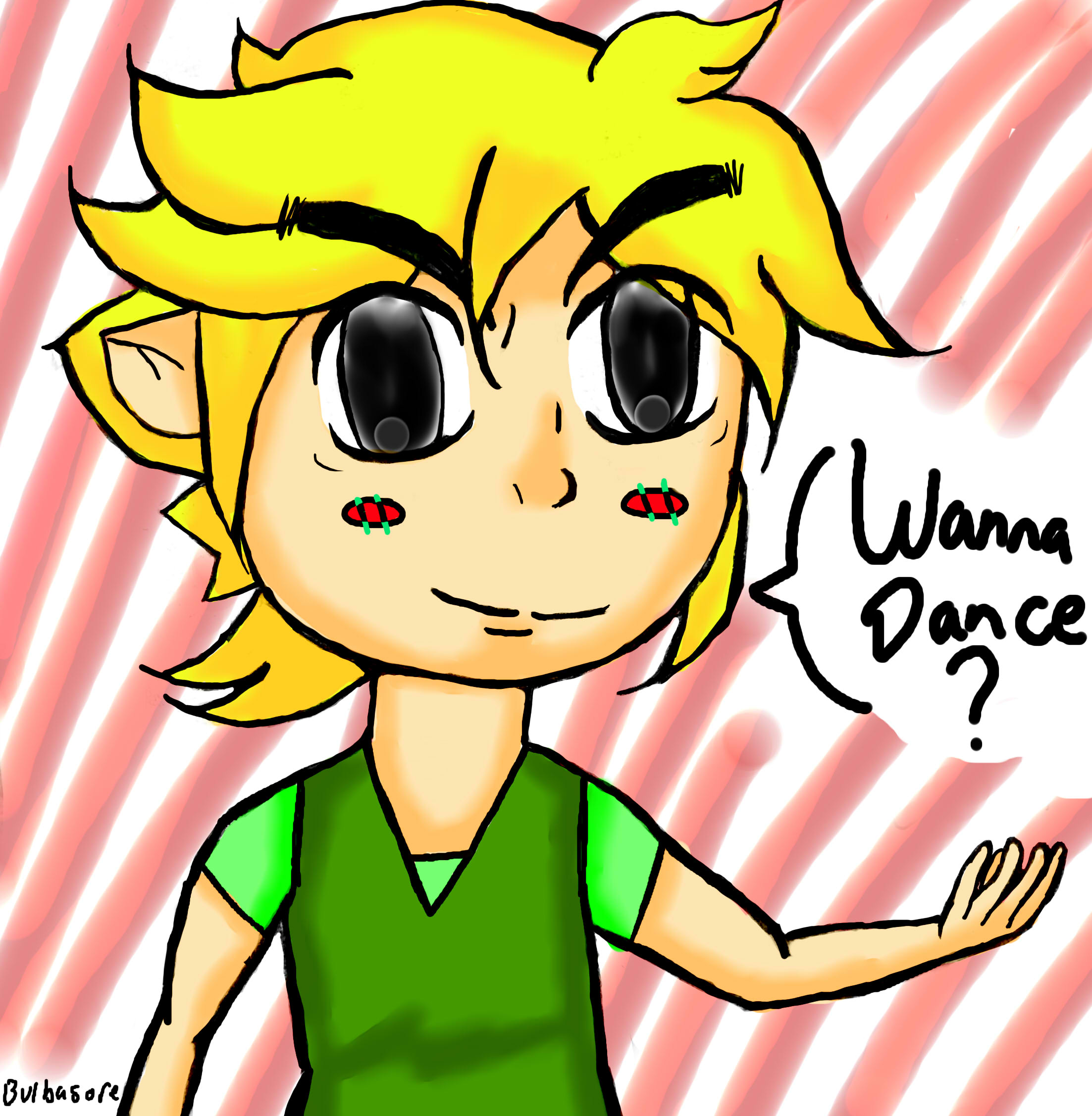 ~Link has a question for you...~!