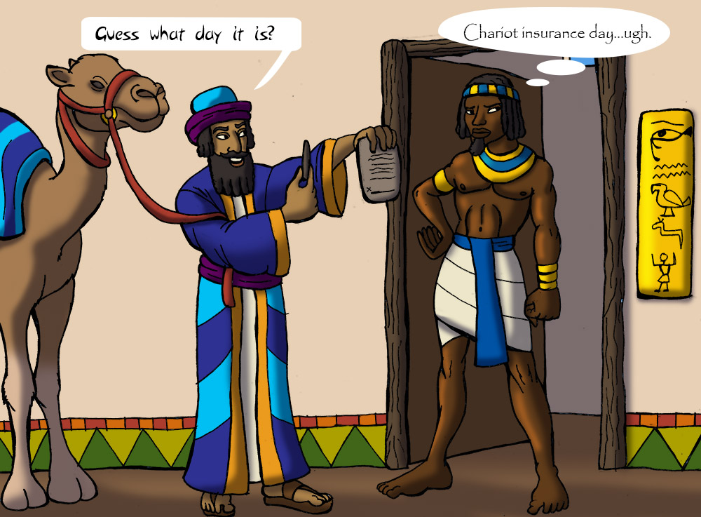 Chariot Insurance Day
