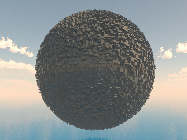 Fuzz Tech Ball