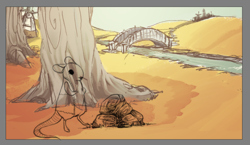 Field Mouse [wip]